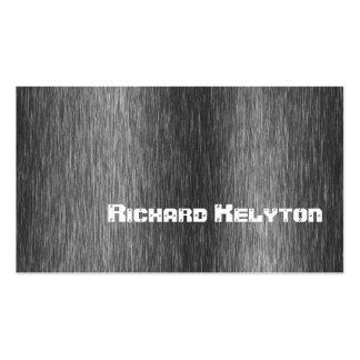 Personalizado gris negro del metal de la construcc