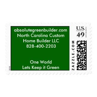 personalizado H de absolutegreenbuilder.comNorth Franqueo