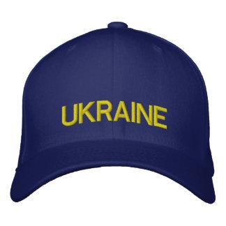 Personalizado ha de Ucrania Emboidered Gorras De Béisbol Bordadas