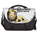 Personalizado Harare de Africankoko. Zimbabwe Bolsas De Ordenador