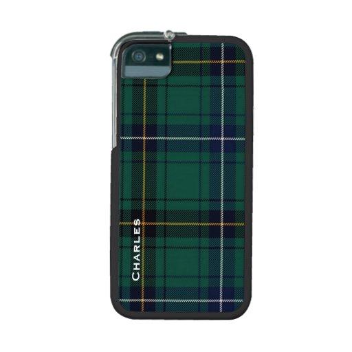 Personalizado hermoso de la tela escocesa de tartá