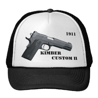 Personalizado II KIMBER personalizado II 1911 Gorros Bordados