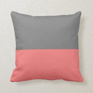 personalizado inferior negro superior de la ligere almohada