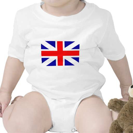 Personalizado Inglaterra de la capilla del Traje De Bebé