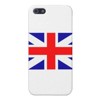 Personalizado Inglaterra de la capilla del represe iPhone 5 Coberturas