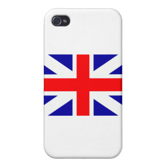 Personalizado Inglaterra de la capilla del represe iPhone 4/4S Carcasa