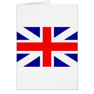 Personalizado Inglaterra de la capilla del represe Tarjeta De Felicitación