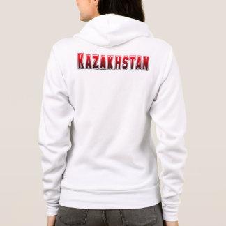 Personalizado Kazajistán de la capilla del Sudadera