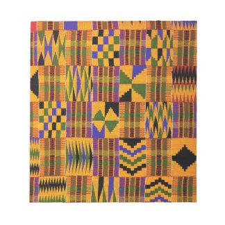 Personalizado Kwanzaa de Africankoko Bloc De Notas