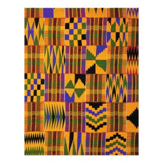 Personalizado Kwanzaa de Africankoko Plantilla De Membrete
