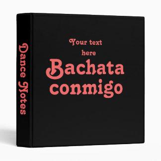 Personalizado latino del baile de la salsa de Bach