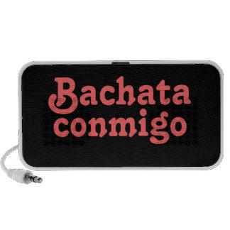 Personalizado latino del baile de la salsa de Bach Sistema Altavoz