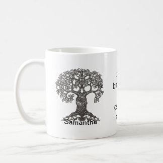 Personalizado leí porque no puedo parar taza de café