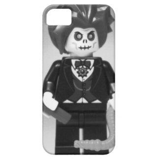 Personalizado malvado Minifig del mago del zombi Funda Para iPhone 5 Barely There