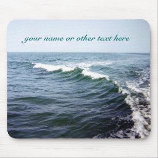Personalizado Mousepad de la agua de mar Tapete De Ratón