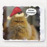 Personalizado Mousepad del gato persa Alfombrilla De Ratón