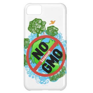 Personalizado NINGÚN iphone 5 de GMO Funda Para iPhone 5C