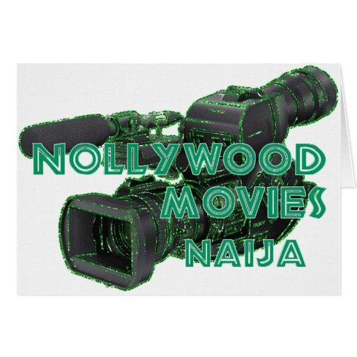 Personalizado Nollywood de Africankoko Tarjeta De Felicitación