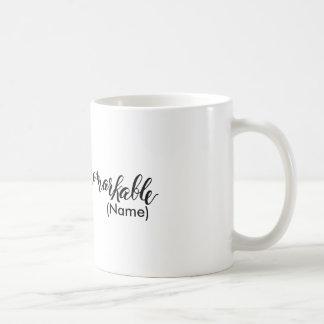 Personalizado notable taza clásica