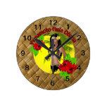 Personalizado para el reloj de pared de Yamamoto H