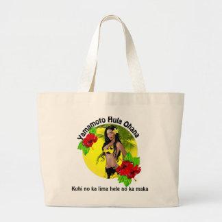 Personalizado para los bolsos de Yamamoto Hula Oha Bolsa