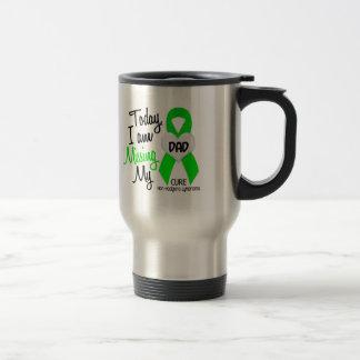 Personalizado para Olivia que falta mi linfoma del Taza De Café
