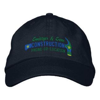 Personalizado personalizado para su negocio de con gorras bordadas