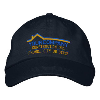 Personalizado personalizado para su negocio de gorras de beisbol bordadas