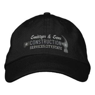 Personalizado personalizado para su negocio de gorra de beisbol