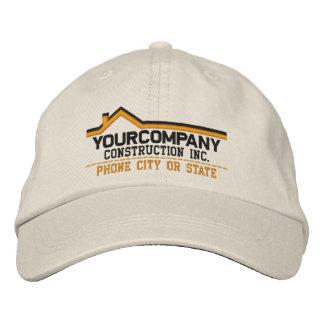 Personalizado personalizado para su negocio de gorra de beisbol bordada