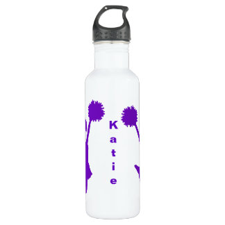 Personalizado púrpura de la animadora