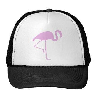 Personalizado rosado del flamenco del camionero gorra