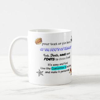 Personalizado taza de 11 onzas por THATSTICKER