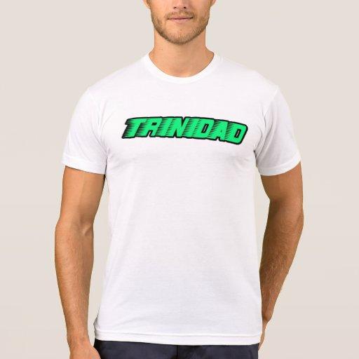 Personalizado Trinidad and Tobago de Africankoko Playeras