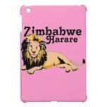 Personalizado Zimbabwe de Africankoko iPad Mini Protectores
