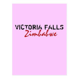 Personalizado Zimbabwe de la capilla del Postales