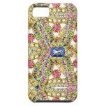 Personalizar abstracto Jeweled del diseño iPhone 5 Case-Mate Cárcasa