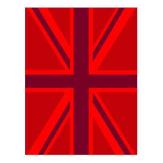 Personalizar británico de Union Jack del fondo del