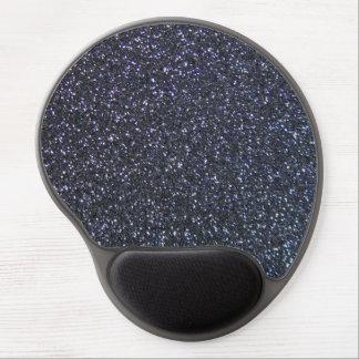 Personalizar chispeante de la impresión del brillo alfombrilla gel