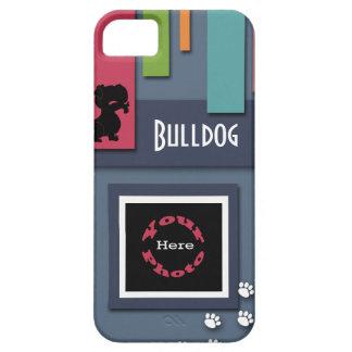 Personalizar con su foto del perro - dogo temático iPhone 5 funda