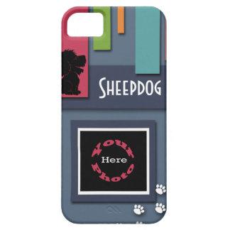 Personalizar con su foto del perro - perro pastor iPhone 5 Case-Mate cobertura