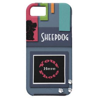 Personalizar con su foto del perro - perro pastor iPhone 5 Case-Mate funda