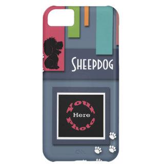 Personalizar con su foto del perro - perro pastor