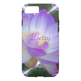 Personalizar de la flor de Lotus Funda iPhone 7