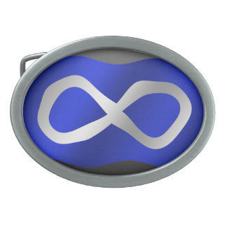 Personalizar de la hebilla del cinturón de la hebilla cinturón oval