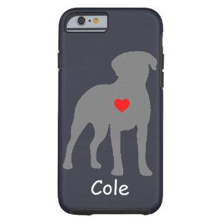 Personalizar de Labrador Retreiver- Funda De iPhone 6 Tough