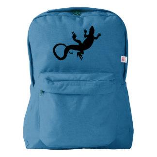 Personalizar de los bolsos de escuela de arte del mochila