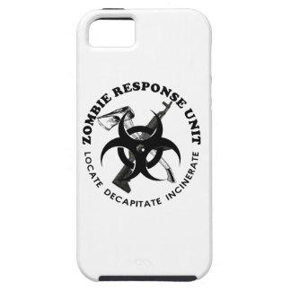 Personalizar de los regalos del equipo de la respu iPhone 5 Case-Mate cobertura