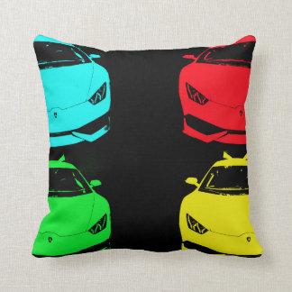 ¡PERSONALIZAR de Pillow~ del arte pop del ambón Cojin
