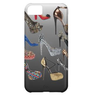 Personalizar del collage de los tacones altos del  funda para iPhone 5C